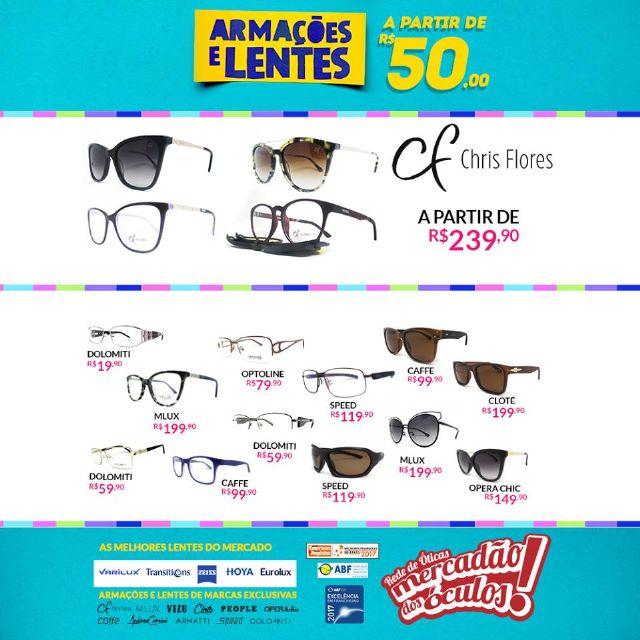 313c9d828 O Mercadão dos Óculos em São Roque está oferecendo uma grande promoção até  o fim de dezembro.