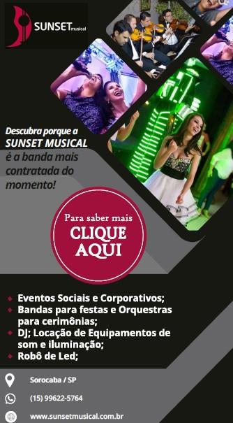 BANDA SUNSET MUSICAL