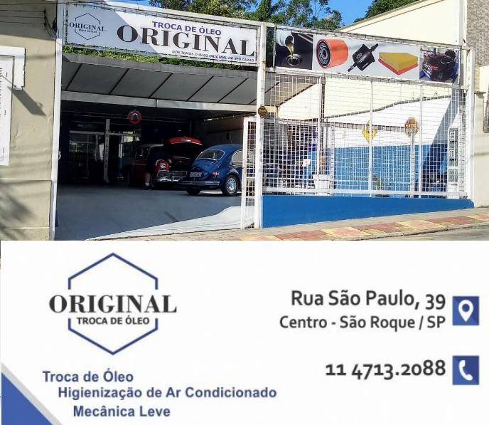 ORIGINAL TROCA DE ÓLEO