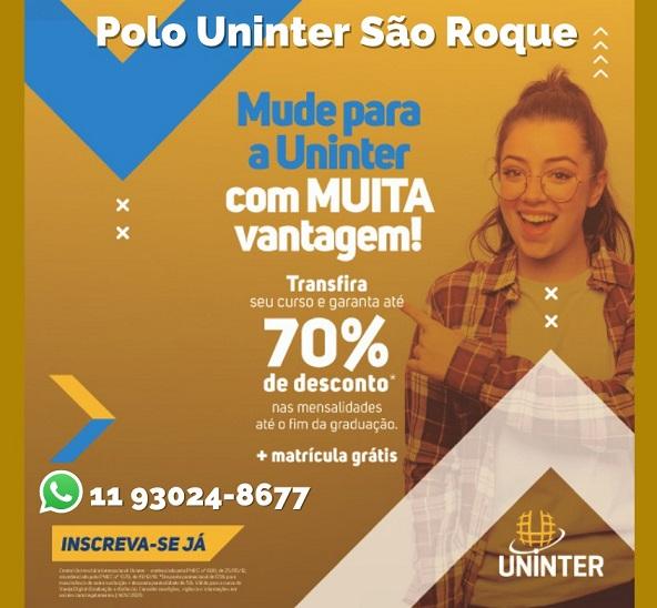 UNINTER SÃO ROQUE