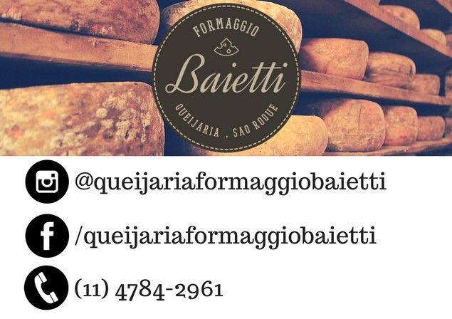 FORMAGGIO BAIETTI QUEIJARIA